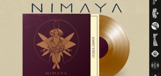 "JAMES VIECO ""Nimaya"" Vinilo LP"